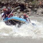 Rafting di Sungai Progo Bawah