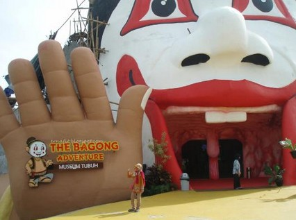 The Bagong Adventure Museum Tubuh