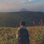 Gunung Gamalama by @aryrukmana