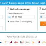 Pesan tiket lewat Penyedia Layanan Pemesanan Tiket Pesawat